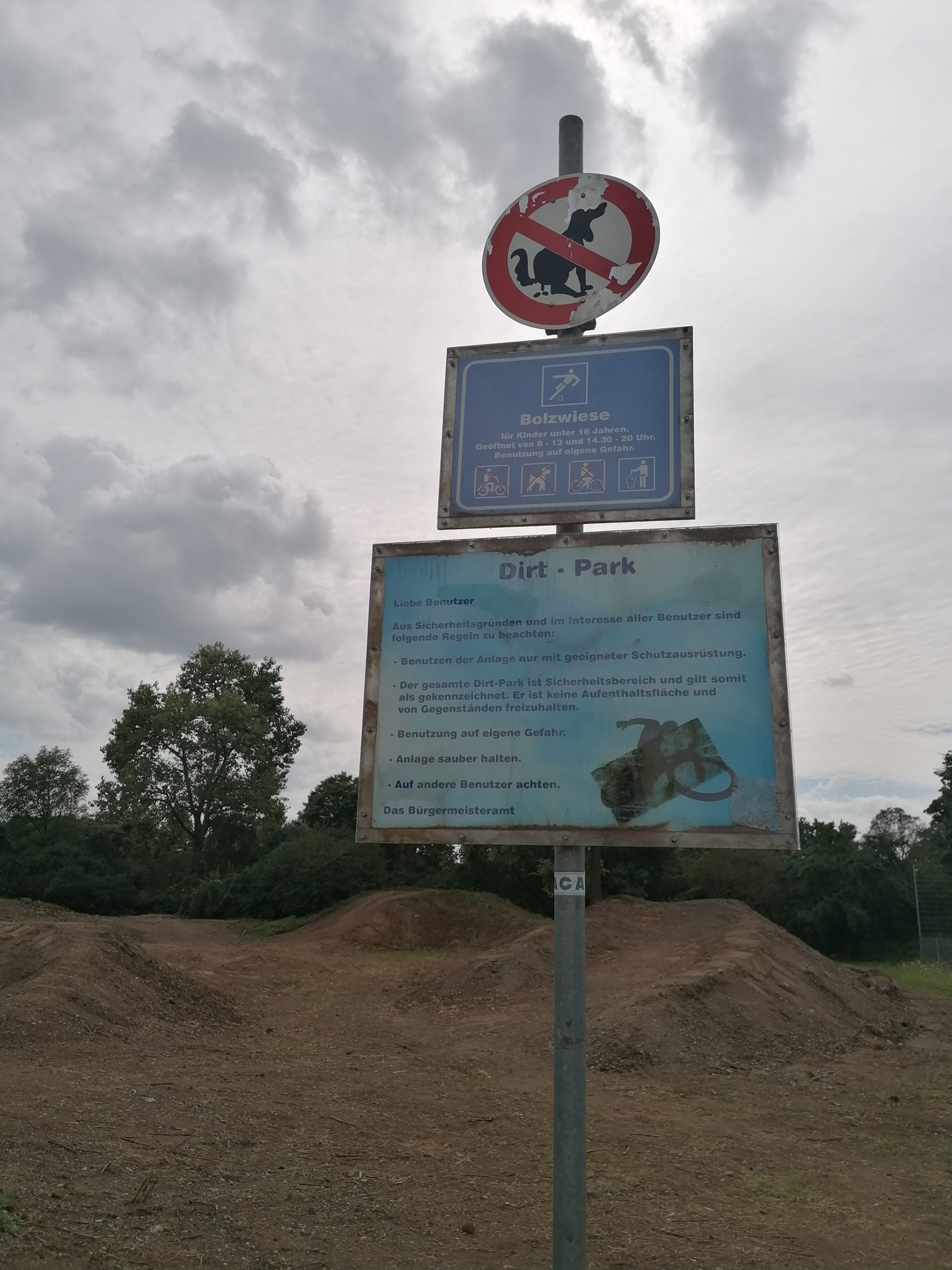 You are currently viewing Wiederbelebung Dirtpark Plankstadt